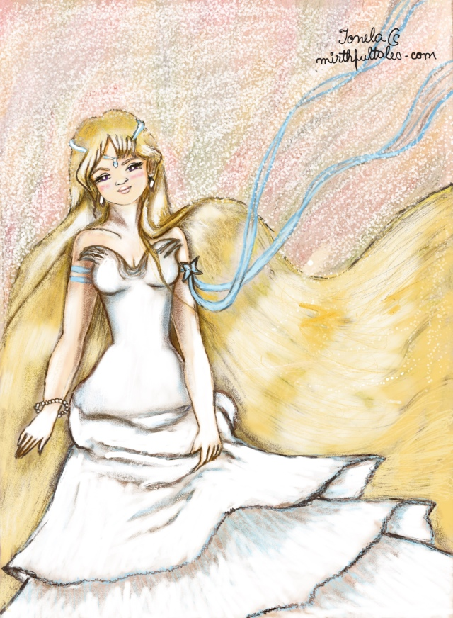 mirthfultales.com. Fairy Ani from White Kingdom