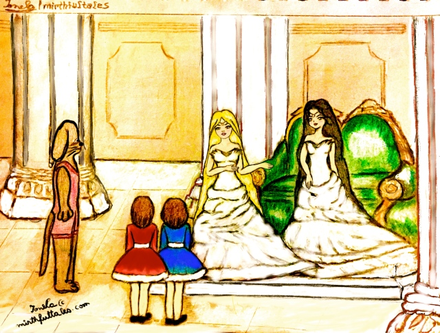 mirthfultales.com_new fairy tales_White_Kingdom._Ani_and_Carmen
